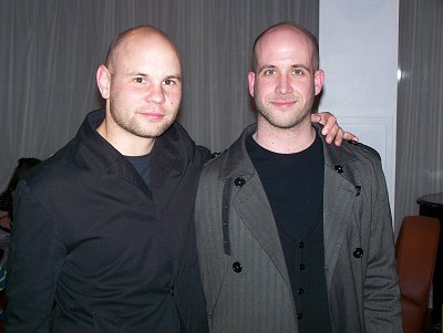Jon and Paul Evans