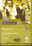 South Africa Tour Flyer